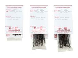Wolff Coil Spring Combination Pack #3 with Miniature, Light-Duty Metric, Heavy Duty Metric Coil Spring Packs