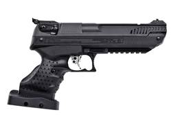 Webley & Scott Alecto Air Pistol 177 Caliber Pellet Black Plastic Grip