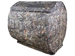 Beavertail 2-Man Hay Bale Ground Blind 600D Fabric Realtree Max-4 Camo