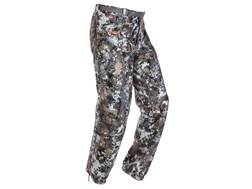 Sitka Men's Downpour Rain Pants Polyester Elevated Forest II Camo