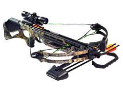 Barnett Brotherhood Crossbow Package with 4 x 32mm Multi-Reticle Scope Realtree Xtra Camo