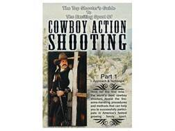 "Gun Video ""The Exciting Sport of Cowboy Action Shooting"" DVD"