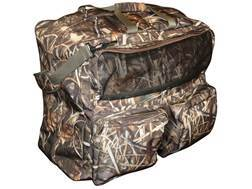 Drake Large Wader Bag Polyester Mossy Oak Shadow Grass Blades Camo