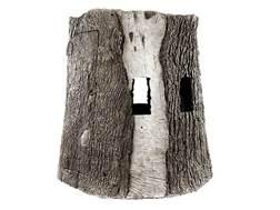 "Nature Blinds TreeBlind Ground Blind 77"" x 77"" x 88"" Polyurethane Tree Bark Camo"