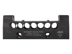 Midwest Industries US Palm AK-47, AK-74 Handguard Top Cover with Burris FastFire Optic Mount Aluminum OD Green