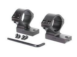 "Talley Lightweight 2-Piece Scope Mounts with Integral 1"" Extended Rings Weatherby Magnum Matte Low"