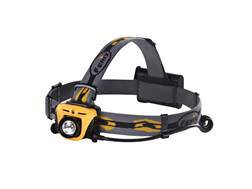 Fenix HP05 Headlamp White LED with 3 AA Batteries Aluminum and Polymer Yellow