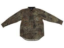 Mossy Oak Apparel Men's Cape Back Long Sleeve Shirt