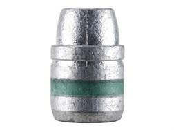 Hunters Supply Hard Cast Bullets 45 Caliber (452 Diameter) 255 Grain Lead Semi-Wadcutter