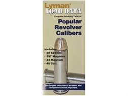 Lyman Load Data Book Popular Revolver