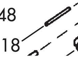 Browning Hammer Disconnector Pin Browning BDA 380