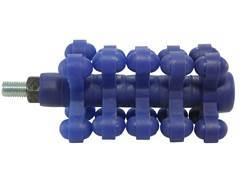 "Bowjax X-It Bow Stabilizer 4-3/8"" Rubber Black"
