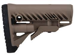 Mako GLR16 Buttstock Collapsible AR-15, LR-308 Carbine Synthetic Tan