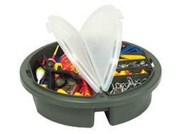 Plano Bucket Top StowAway Topper/ Organizer Polymer O.D. Green/ Clear
