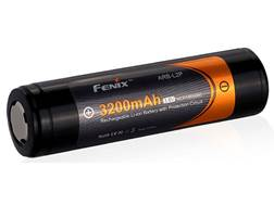 Fenix 18650 Rechargeable Battery  3.6 Volt 3200 mAH