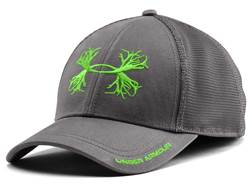 Under Armour UA Antler Mesh Cap Synthetic Blend Storm