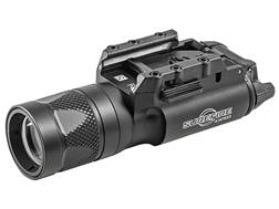 Surefire X300V Weaponlight White and IR LED with 2 CR123A Batteries Aluminum Black