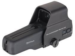 EOTech 517 Holographic Weapon Sight 65 MOA Circle with 1 MOA Dot Reticle Matte AA Batteries with 7mm Raised Base