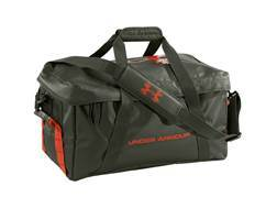 Under Armour UA Outdoor On Board Gear Bag Tarpaulin Rifle Green and Dynamite