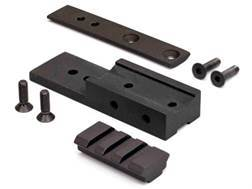 Atlas Bipod TRG Mounting System Aluminum and Steel Black