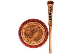 Primos Grand Slam Heart Breaker Osceola Glass Turkey Call