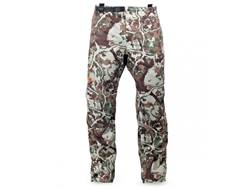 First Lite Men's Scent Control Boundary Stormtight Waterproof Pants Synthetic Blend Fusion Camo 2XL 41-44