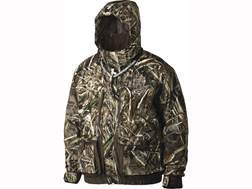 Drake Men's LST Insulated Waterfowler's Jacket 2.0 Polyester Realtree Max-5 Camo Large