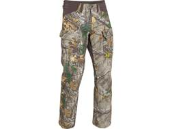 "Under Armour Men's Scent Control Field Pants Polyester Realtree Xtra 32"" Waist 32"" Inseam"