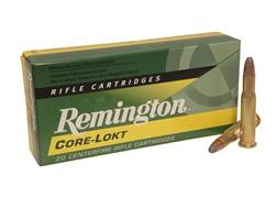 Remington Express Ammunition 30-30 Winchester 150 Grain Core-Lokt Soft Point Box of 20