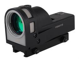 Meprolight M-21B Reflex Sight 1x 30mm Bullseye Reticle with Quick Release Picatinny-Style Mount Matte- Blemished