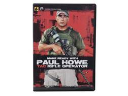 "Panteao ""Make Ready with Paul Howe: Tac Rifle Operator"" DVD"