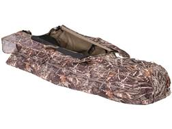 Ameristep Duck Commander The Landing Strip Layout Blind Polyester Realtree Max-4 Camo