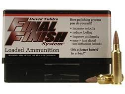 Tubb Final Finish Bore Lapping Ammunition 300 Winchester Short Magnum (WSM) Box of 20