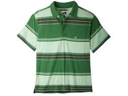 Mountain Khakis Men's Sunset Polo Shirt Short Sleeve Cotton Evergreen Medium 39-41