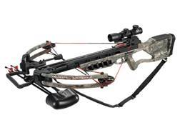 Velocity Archery Raven Crossbow Package with 4x 32mm Illuminated Crossbow Scope Realtree Xtra Camo