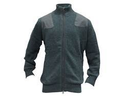 Beretta Women's Techno Windshield Full Zip Sweater Wool Black Forest Medium