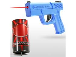 LaserLyte Plinking Can Kit with Compact Trigger Tyme Laser Pistol and 1 Can