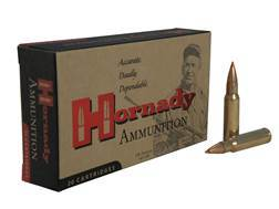 Hornady Varmint Express Ammunition 6.8mm Remington SPC 110 Grain V-Max Box of 20