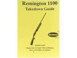 """Radocy Takedown Guide """"Remington 1100"""""""