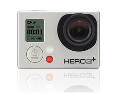 GoPro HERO3+ Silver Edition WIFI Action Camera Kit