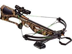 Barnett Quad 400 Crossbow Package with 4 x 32mm Multi-Reticle Scope Next Camo