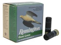 "Remington Game Load Ammunition 16 Gauge 2-3/4"" 1 oz #7-1/2 Shot Box of 25"