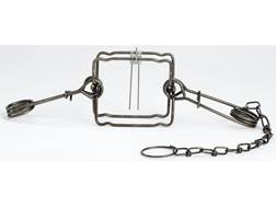 Duke #155 Body Trap Steel Silver