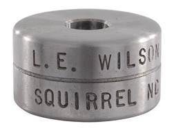 L.E. Wilson Trimmer Case Holder 17 Squirrel, 22 Squirrel for New or Full Length Size Cases