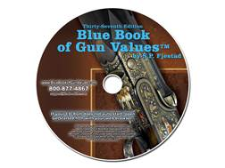 Blue Book of Gun Values 37th Edition CD-ROM by S.P. Fjestad