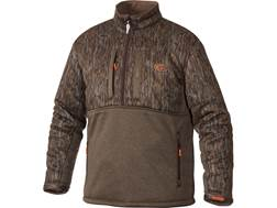 Drake Men's Non-Typical Silencer Scent Control Double Impact 1/4 Zip Jacket Polyester