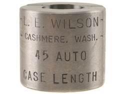 L.E. Wilson Case Length Gage 45 ACP