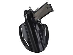 Bianchi 7 Shadow 2 Holster Left Hand Ruger P89, P90, P91 Leather Black