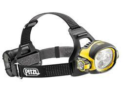 Petzl Ultra Vario Rechargeable 520 Lumen LED Headlamp Black