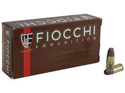 Fiocchi Ammunition 9mm Luger 92 Grain Expansion Mono-Block Box of 50